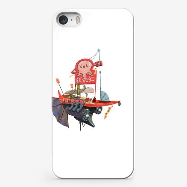 Чехол iPhone «Лавка специй (белый фон)»