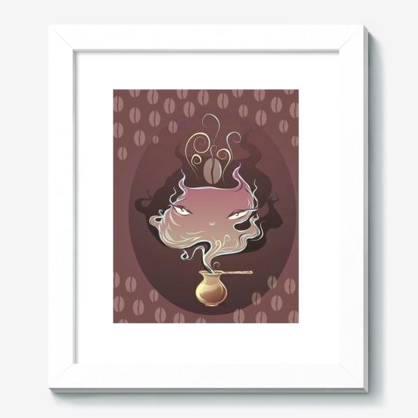 Картина «Кофейный джин»