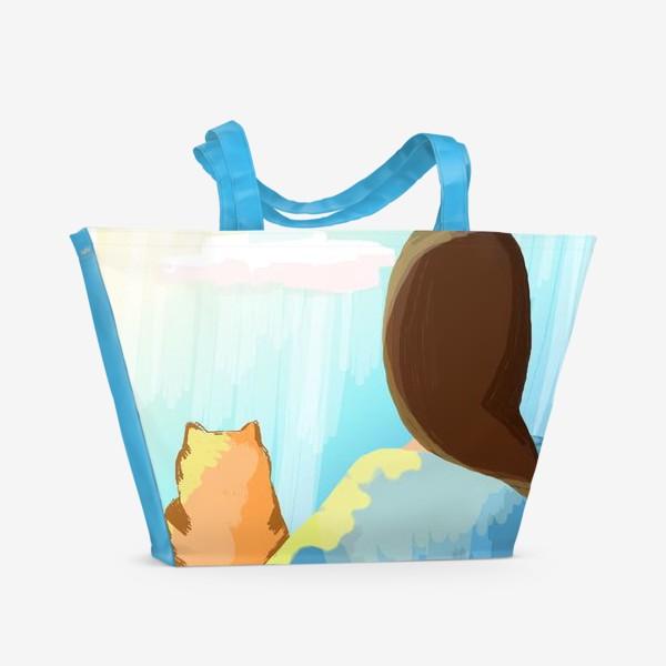 Пляжная сумка «Верные друзья»