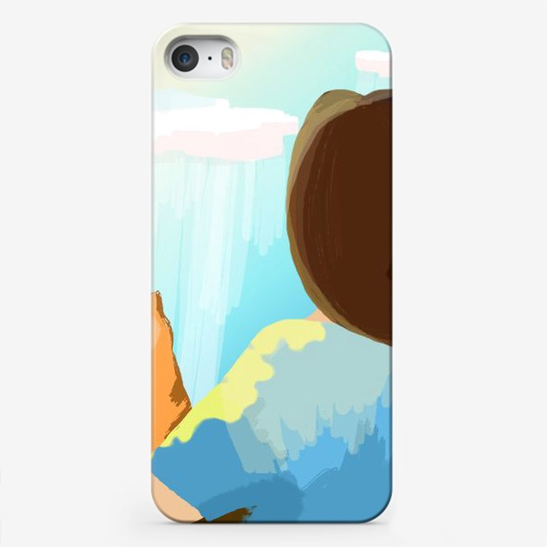 Чехол iPhone «Верные друзья»