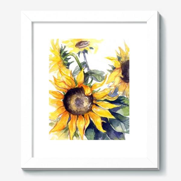 Картина «Sunflowers»