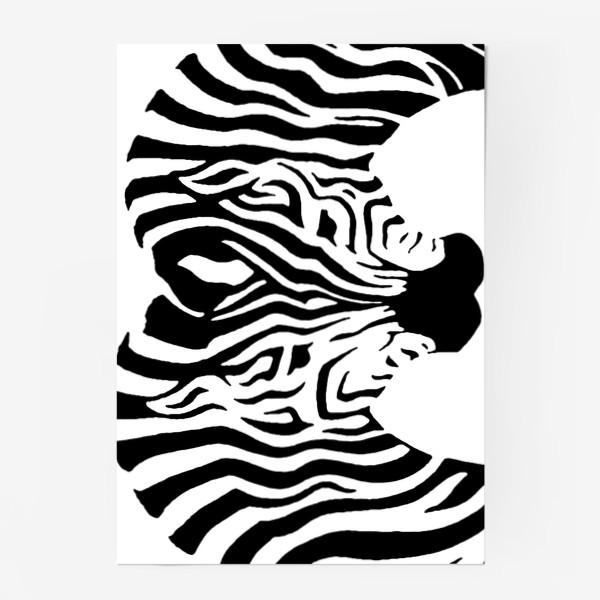 Постер «Зебры »