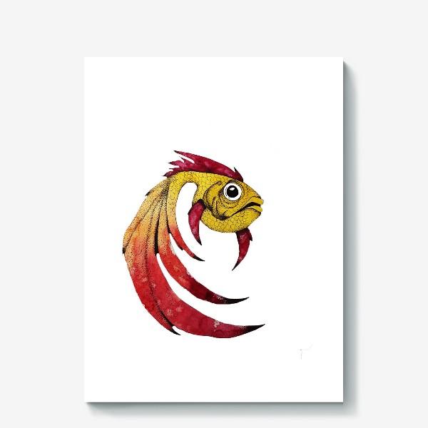 Холст «FISH»