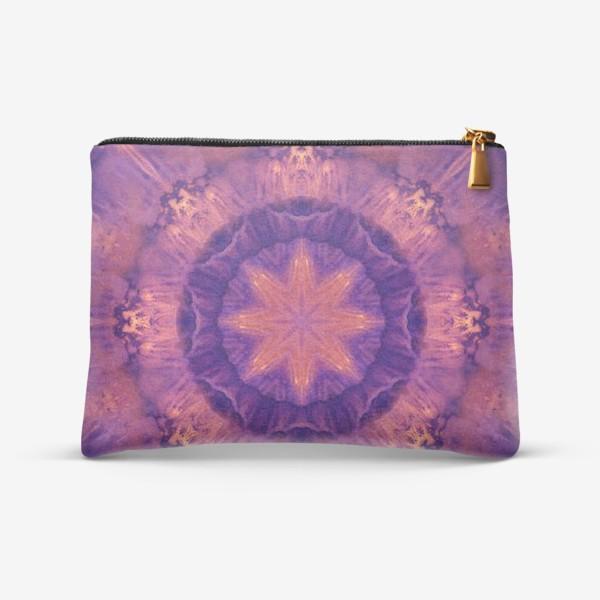 Косметичка «Purple Mandala 3»