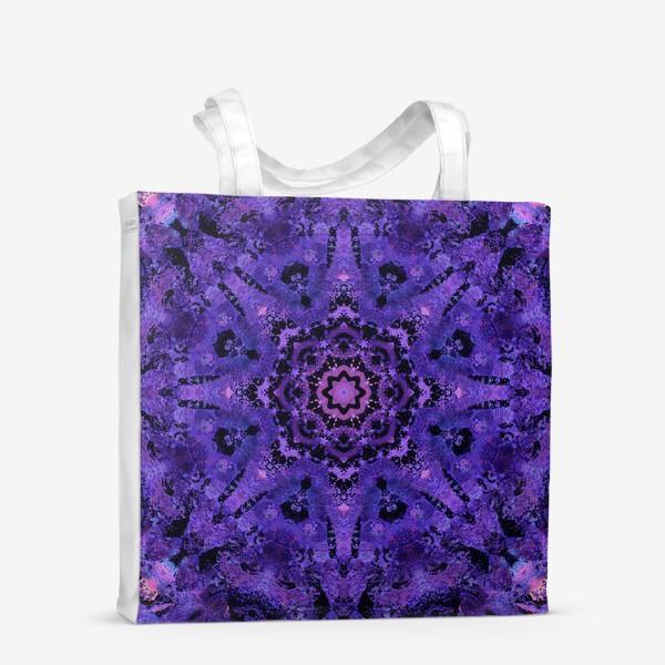 Сумка-шоппер «Purple Mandala 2»