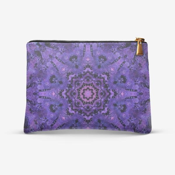 Косметичка «Purple Mandala 2»