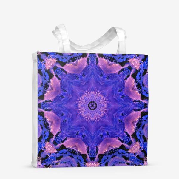 Сумка-шоппер «Purple Mandala 1»
