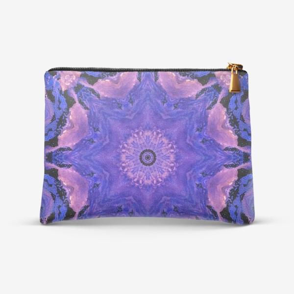 Косметичка «Purple Mandala 1»