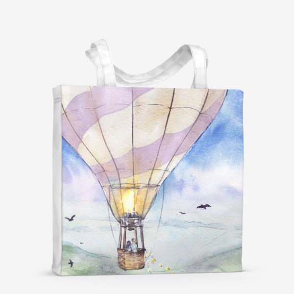 Сумка-шоппер «Воздушный шар»