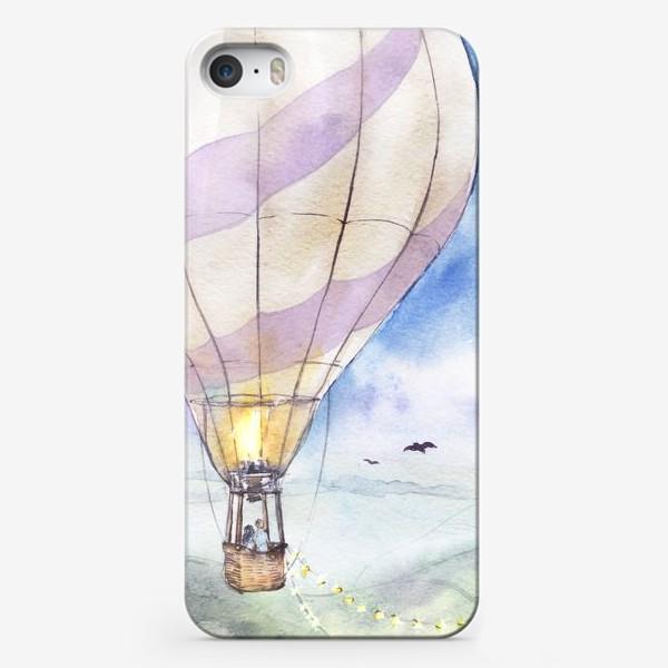 Чехол iPhone «Воздушный шар»