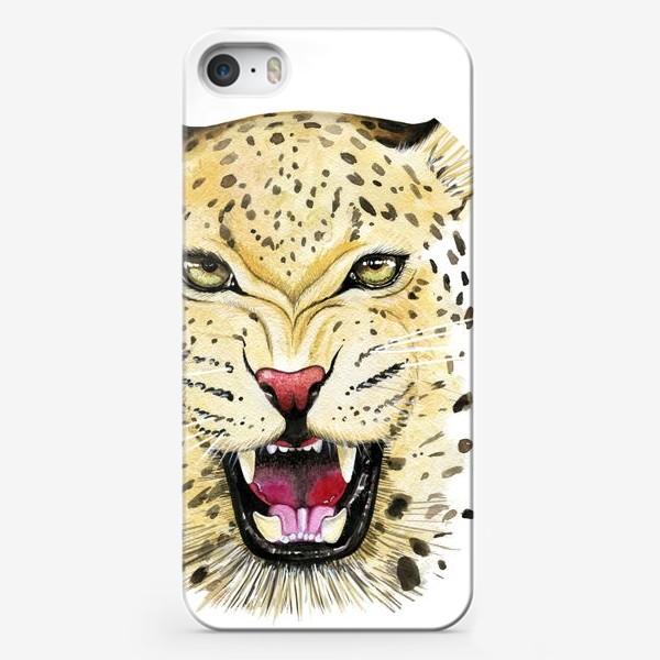 Чехол iPhone «Leo»