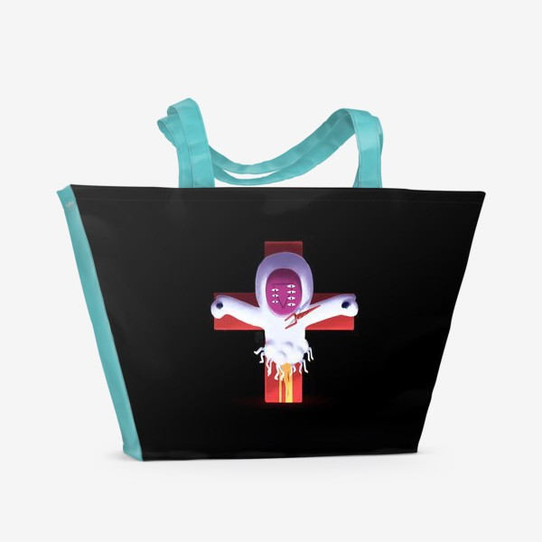 Пляжная сумка «Лилит (Евангелион)»