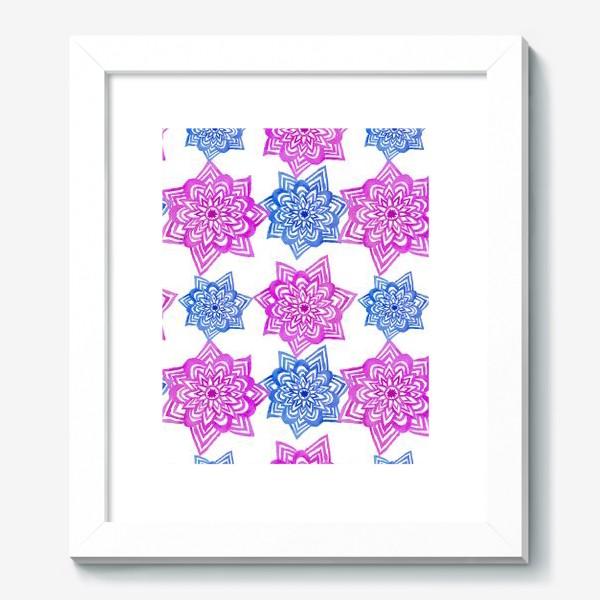 Картина «Pink Blue»