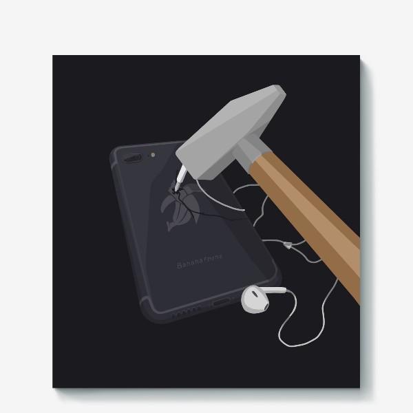 Холст «Iphone 7»