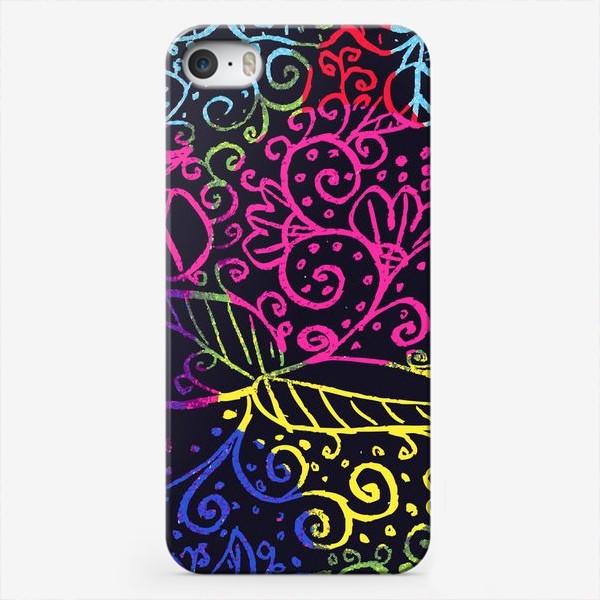 Чехол iPhone «Love & peace»