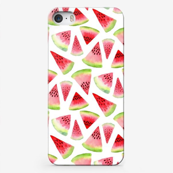 Чехол iPhone «Арбузы карапузы»