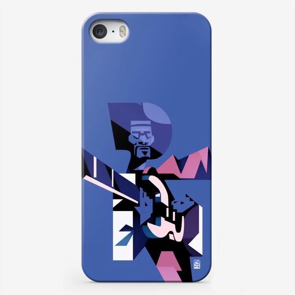 Чехол iPhone «Джими Хендрикс»
