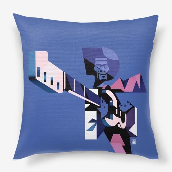 Подушка «Джими Хендрикс»