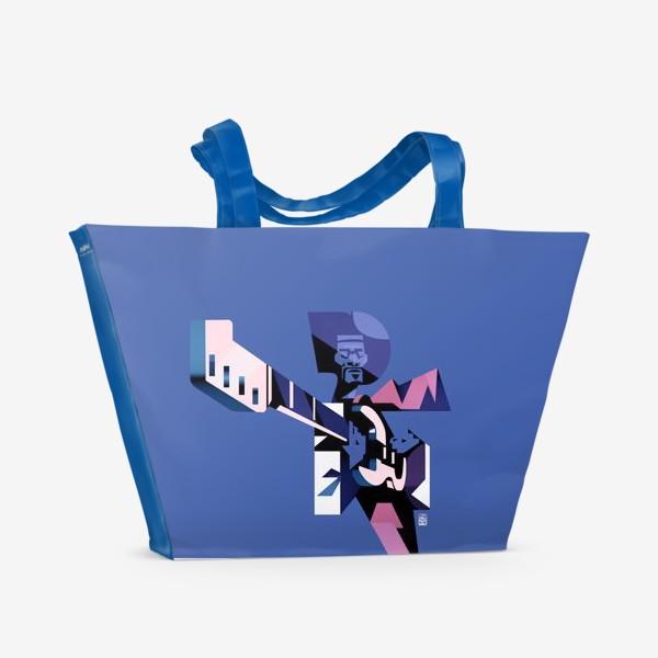 Пляжная сумка «Джими Хендрикс»