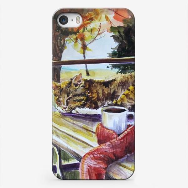 Чехол iPhone «Осеннее тепло»