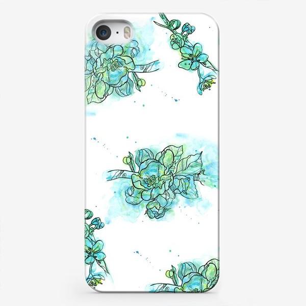 Чехол iPhone «Цветение вишни»