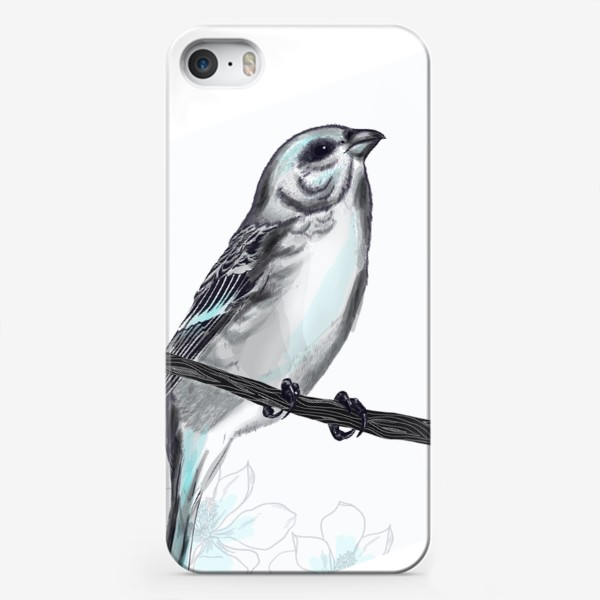 Чехол iPhone «Bird»