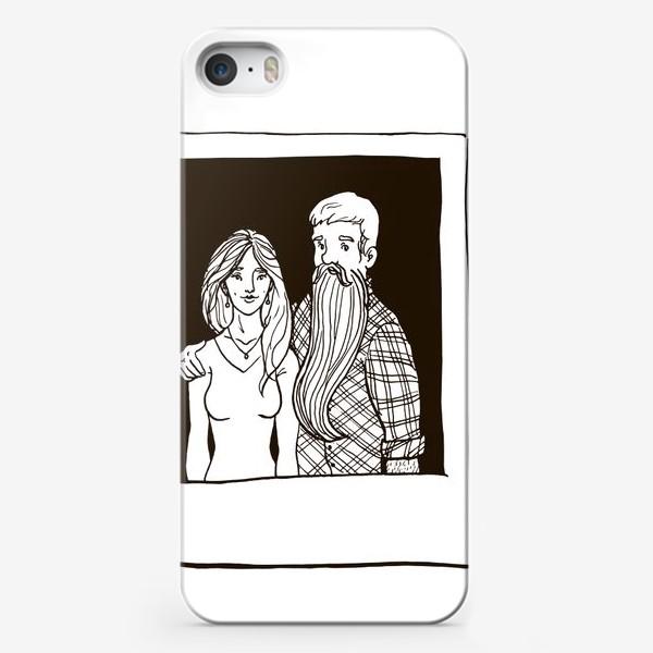 Чехол iPhone «Фото на память»