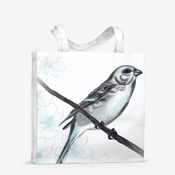 Сумка-шоппер «Bird»