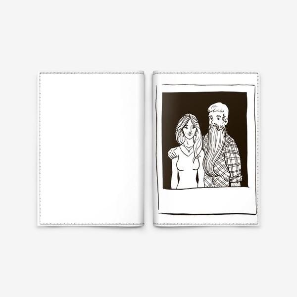 Обложка для паспорта «Фото на память»