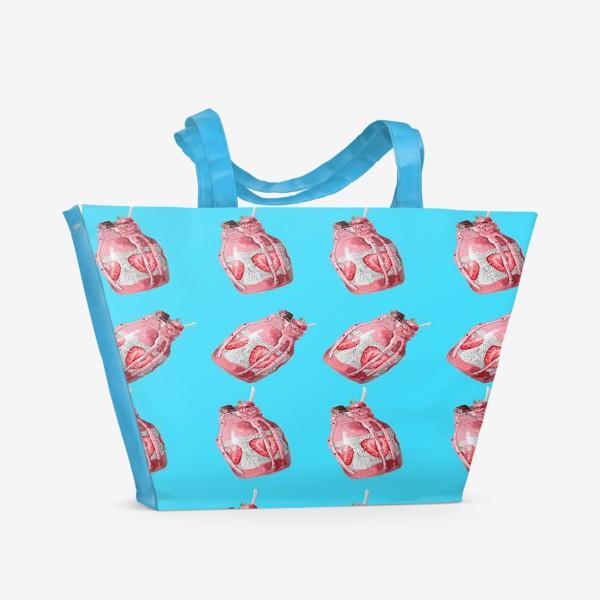 Пляжная сумка «Смузи2»
