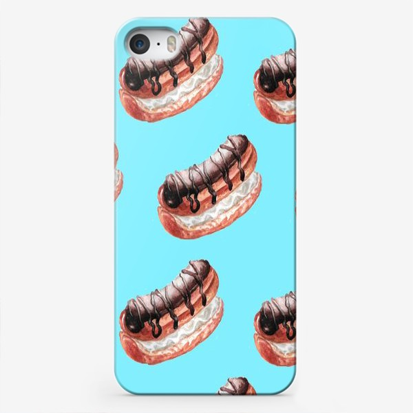 Чехол iPhone «Эклеры»
