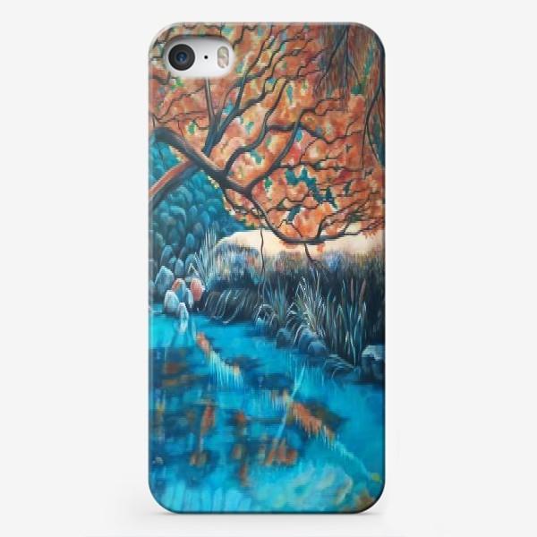 Чехол iPhone «Осенний пейзаж.»