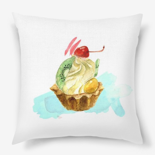 Подушка «Пироженка»