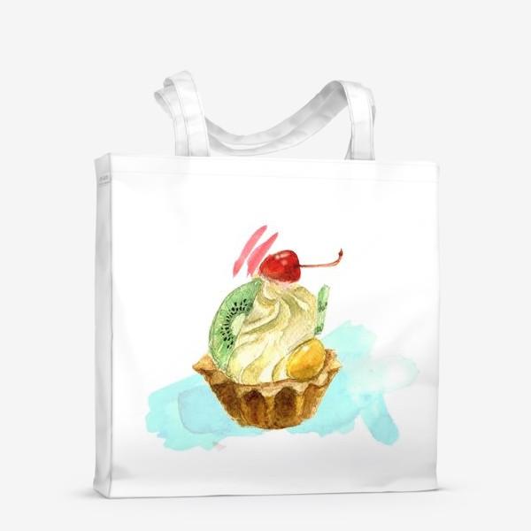 Сумка-шоппер «Пироженка»