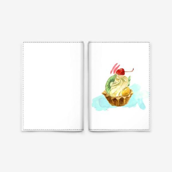 Обложка для паспорта «Пироженка»