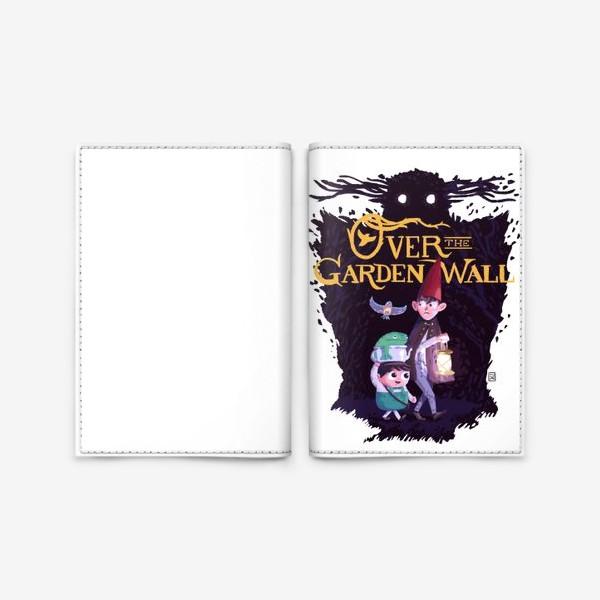 Обложка для паспорта «По ту сторону изгороди»