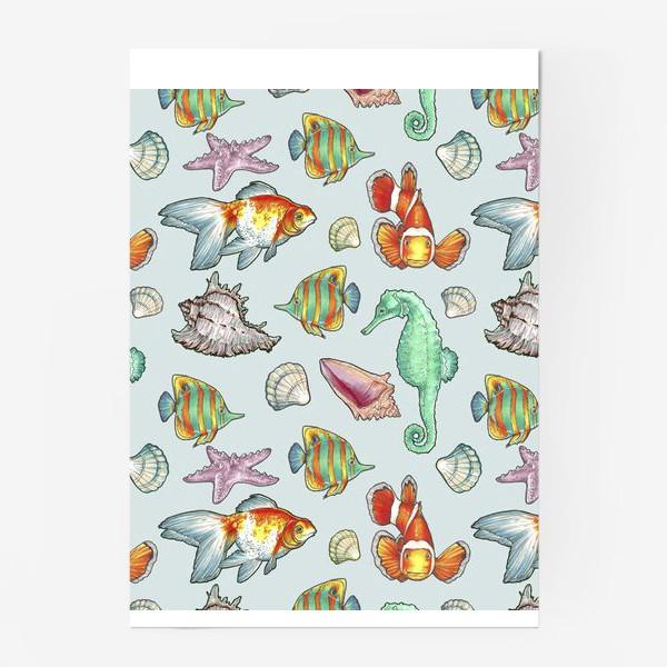 Постер «рыбки»