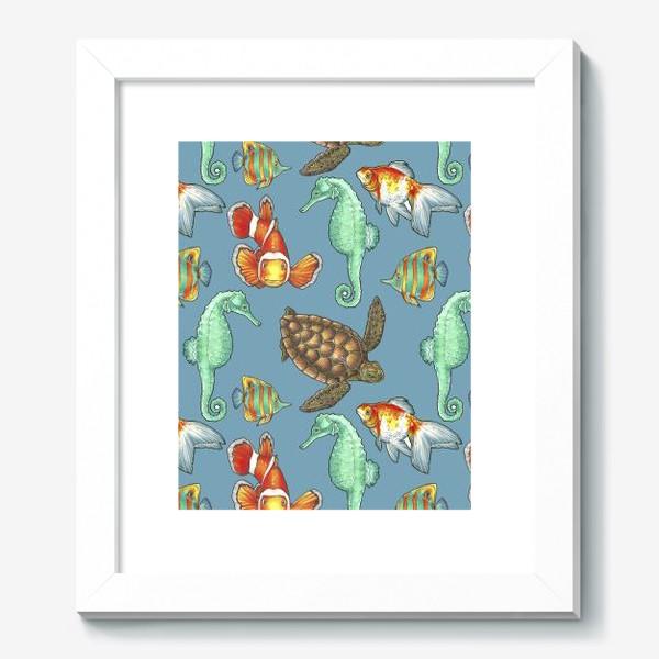 Картина «рыбки 2»
