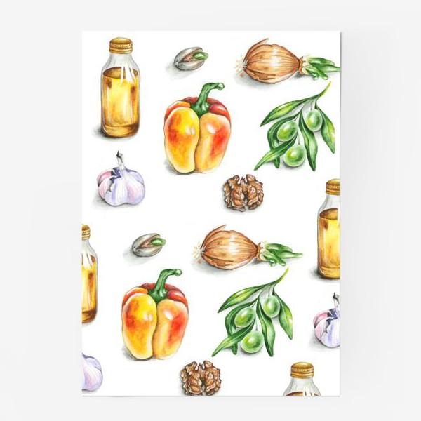 Постер «Кухня»