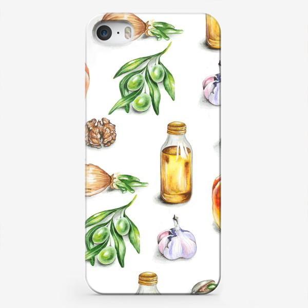 Чехол iPhone «Кухня»