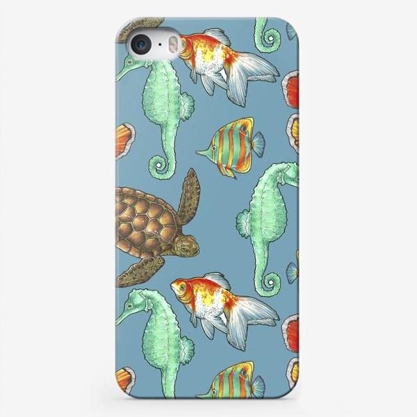 Чехол iPhone «рыбки 2»