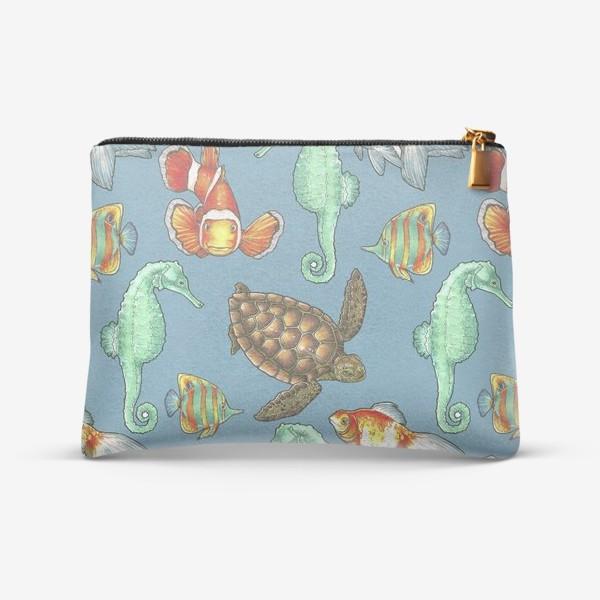 Косметичка «рыбки 2»