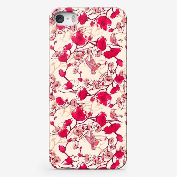 Чехол iPhone «Весенняя»
