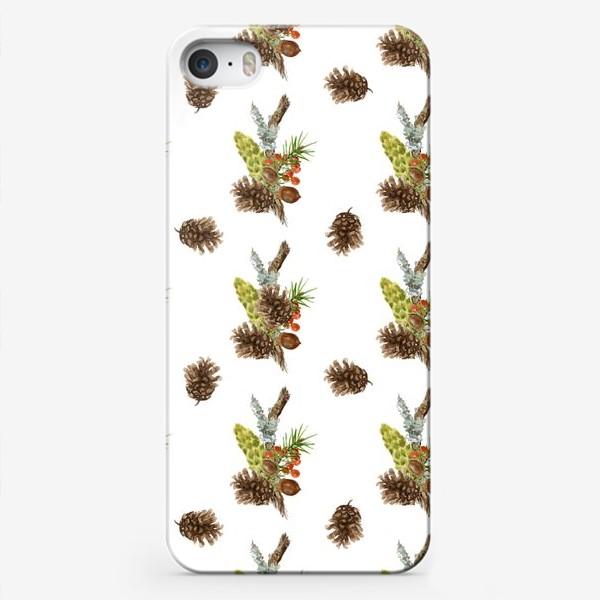 Чехол iPhone «Лесные дары»