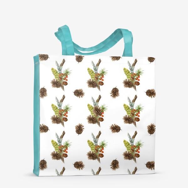 Сумка-шоппер «Лесные дары»