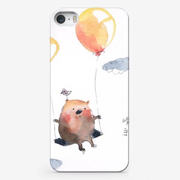 Чехол iPhone «прогулка»