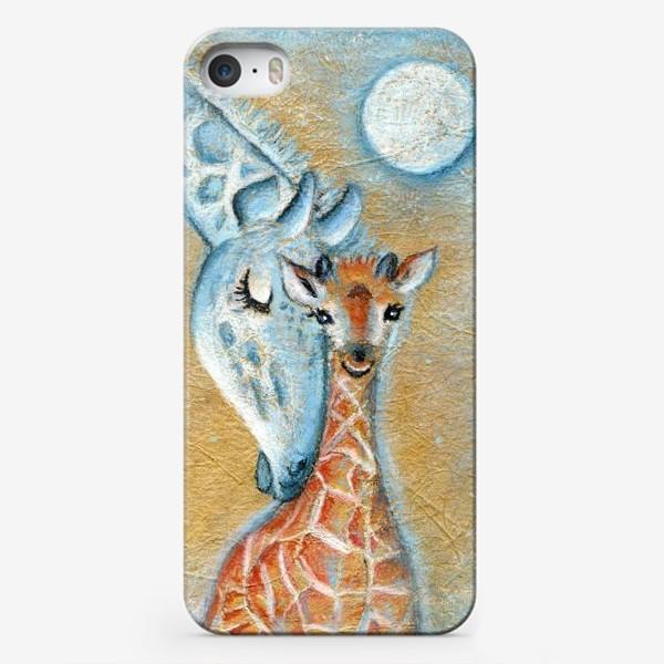 Чехол iPhone «Бирюзовая сказка»