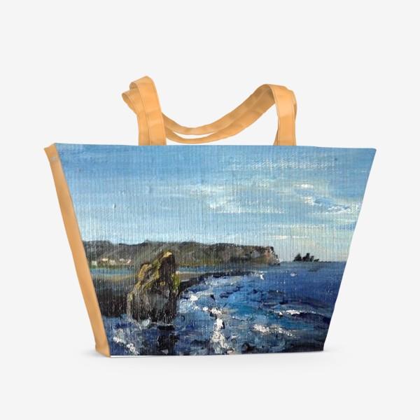 Пляжная сумка «Атлантика»