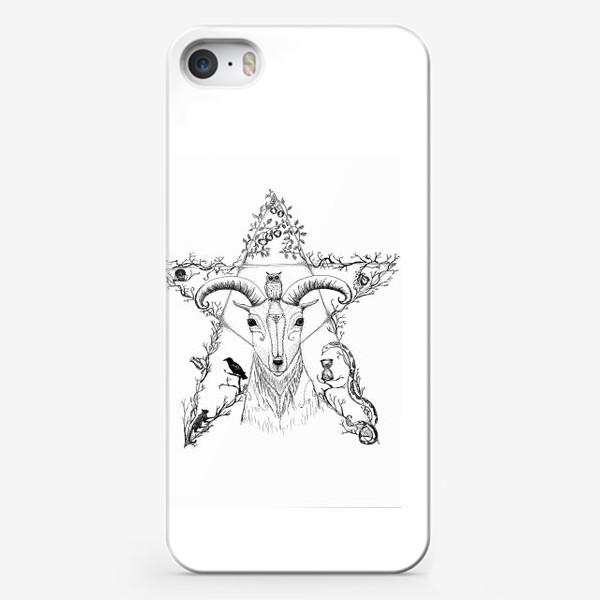 Чехол iPhone «Звезда»