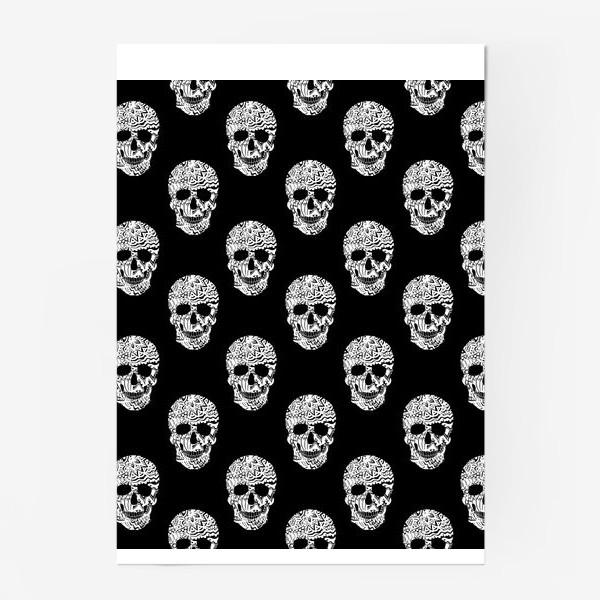 Постер «Little White Skulls»